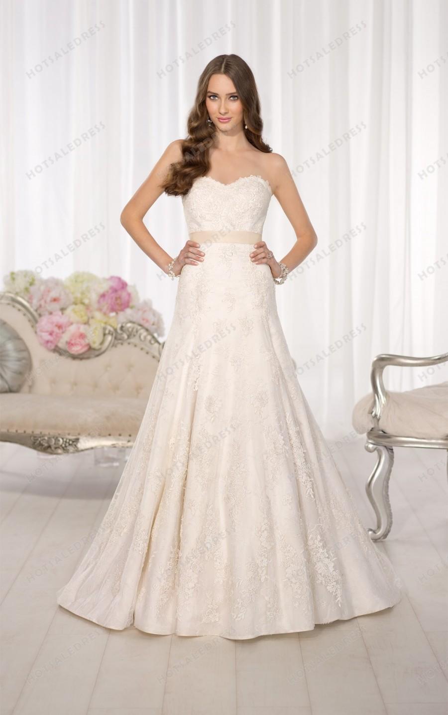 زفاف - Essense of Australia Wedding Dress Style D1572
