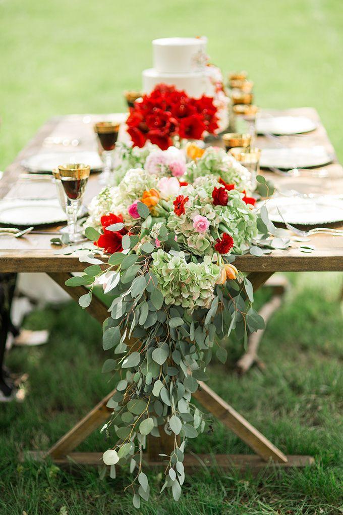 Mariage - Romantic Renaissance Wedding Inspiration