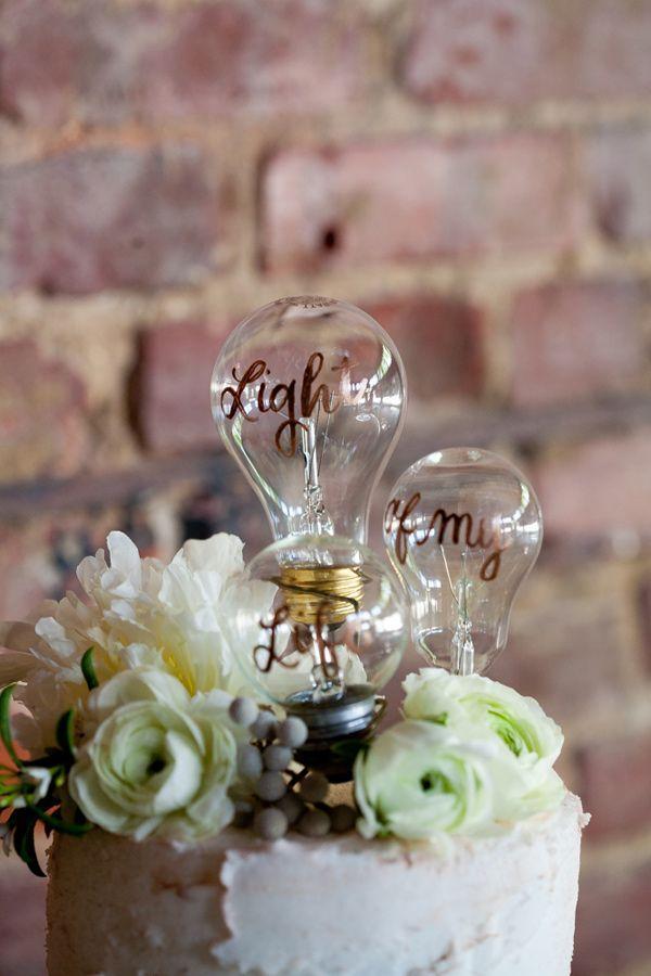 زفاف - Neo-Vintage Industrial Wedding