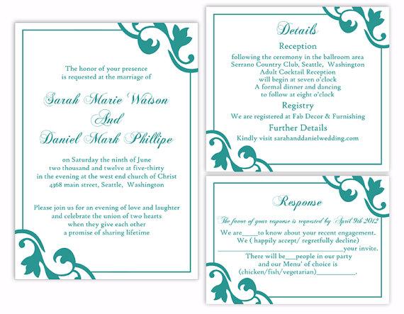 doc.#776600: wedding invitations templates word – microsoft word, Wedding invitations