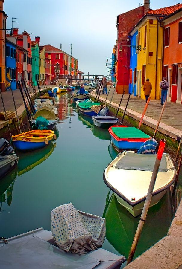 Mariage - Colours Of Burano