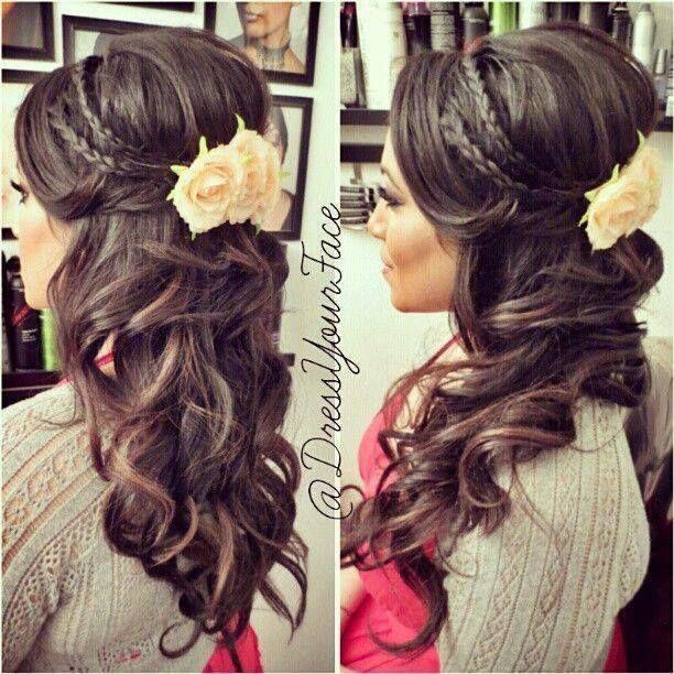 15 latest half up half down wedding hairstyles for trendy brides 15 latest half up half down wedding hairstyles for trendy brides junglespirit
