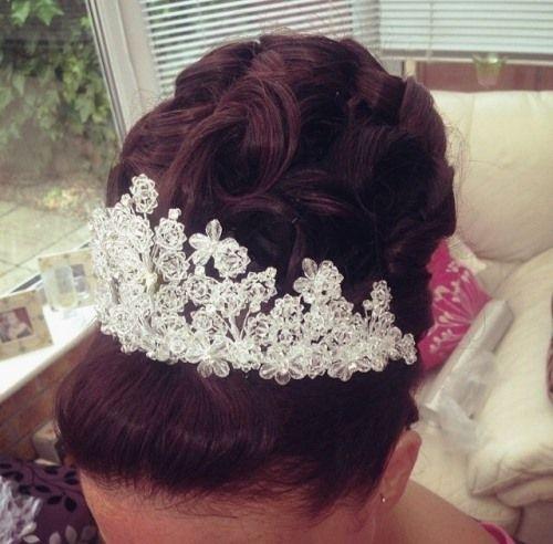 Boda - A Bride's Bridal Hair