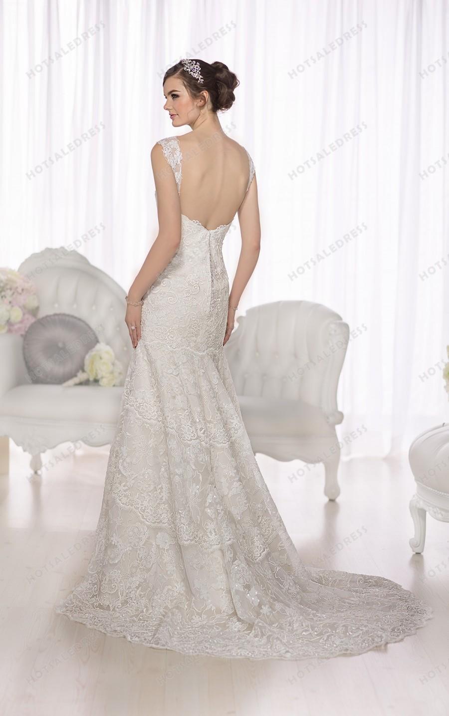 Hochzeit - Essense Of Australia Style D1721