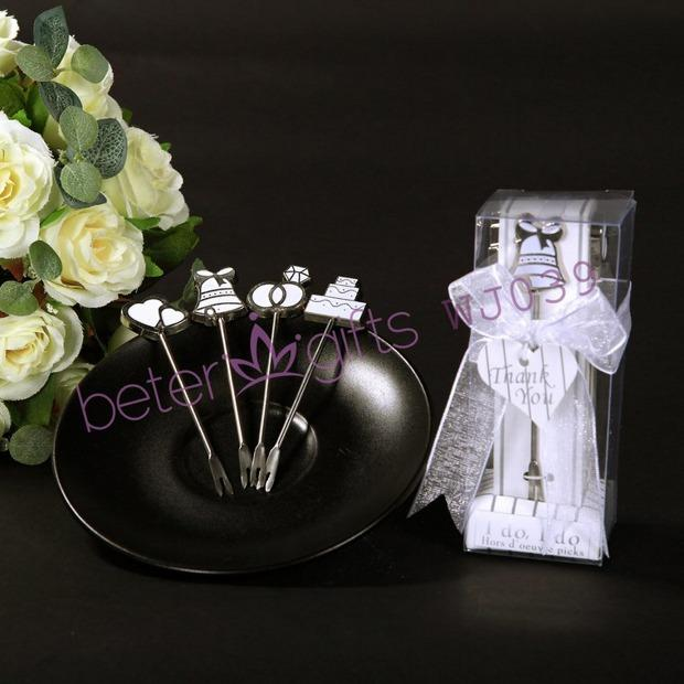 Giveaway wholesale beter wj039 i do i do hors doeuvre picks wedding giveaway wholesale beter wj039 i do i do hors doeuvre picks wedding decoration wedding gift from reliable gift box birthday cake suppliers on your party junglespirit Choice Image