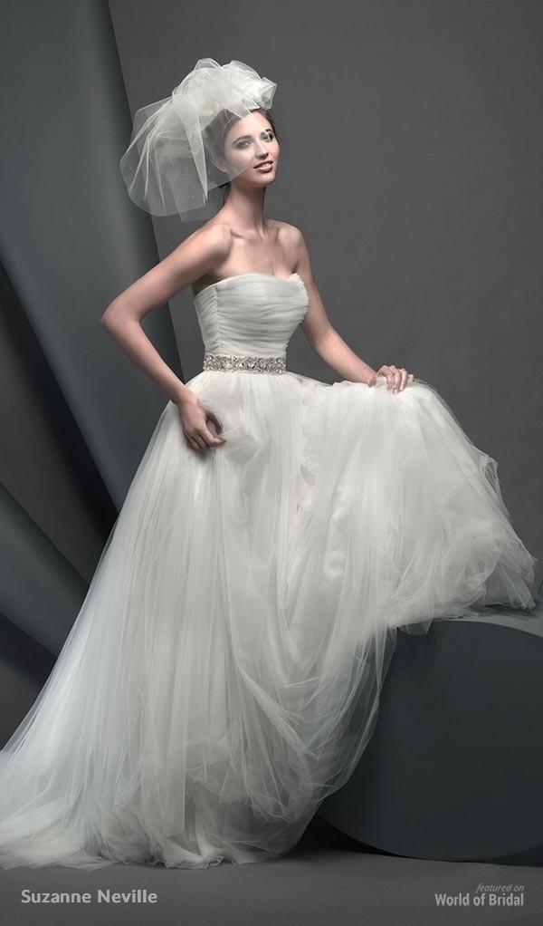 Mariage - Suzanne Neville 2015 Wedding Dresses