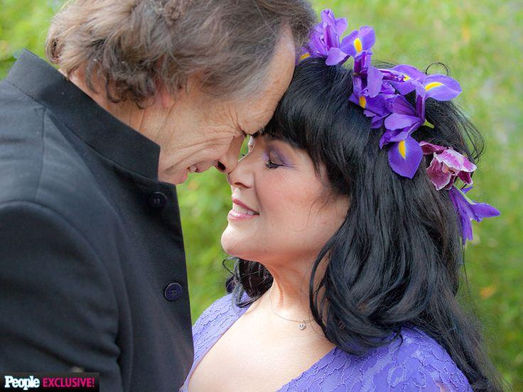 Свадьба - Heart Singer Ann Wilson Ties The Knot (PHOTOS)