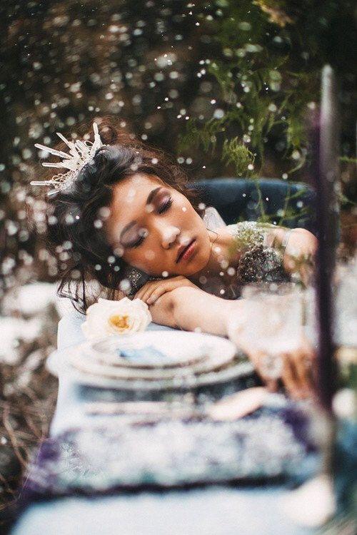 Hochzeit - Allunda - Quartz Crystal Crown, Unusual Tiara For A Bride, Bridal Statement Head Piece, Bridal Hair Accessory, Game Of Thrones Inspired