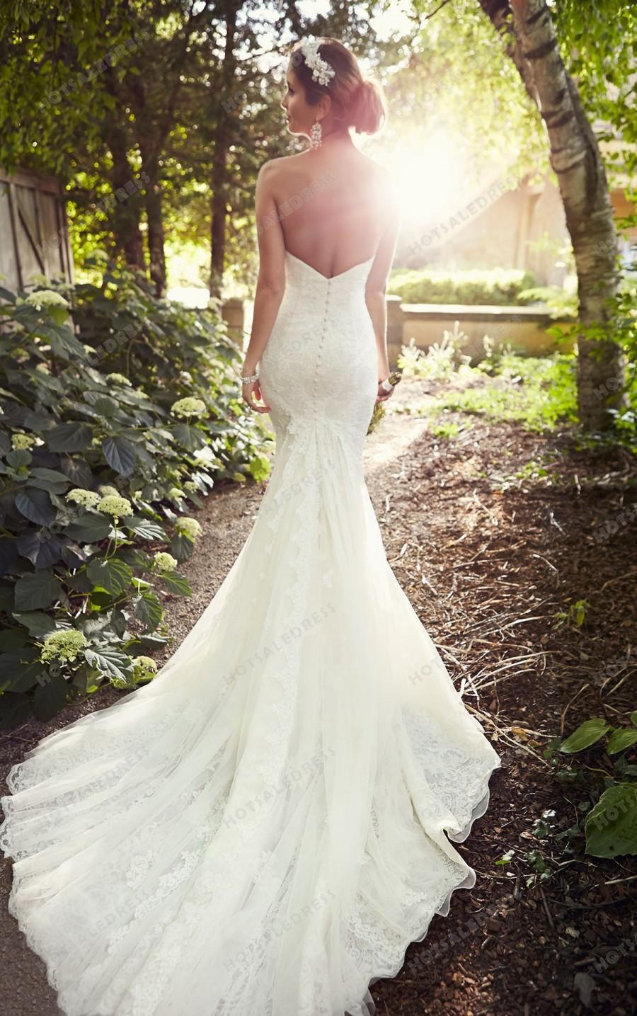 Wedding - Essense of Australia Wedding Dress Style D1788