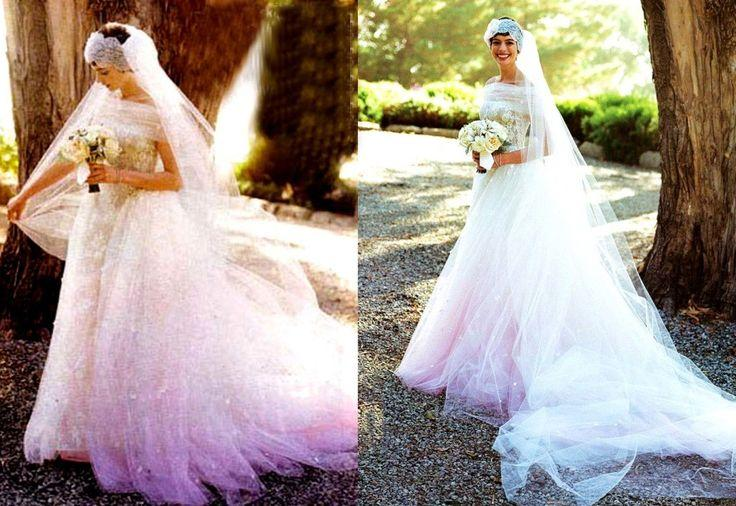 Anne Hathaway Wedding.Wedding Theme Anne Hathaway Wedding Dress 2366868 Weddbook