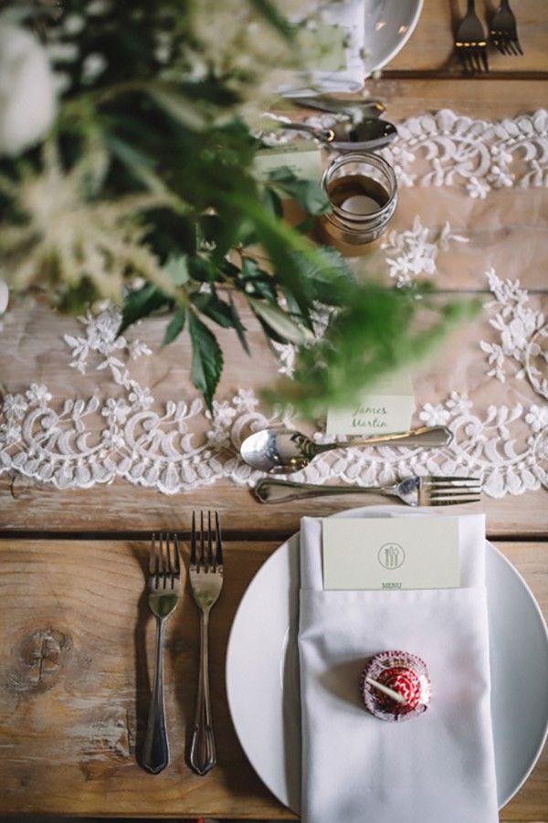 Hochzeit - Natural Irish Wedding At Limepark