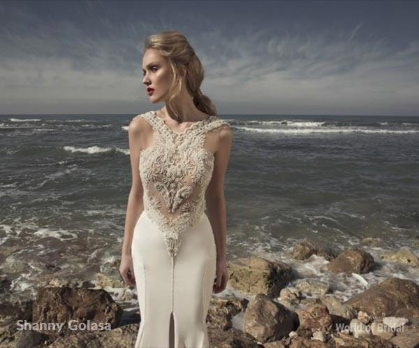 Wedding - Shanny Golasa 2015 Wedding Dresses