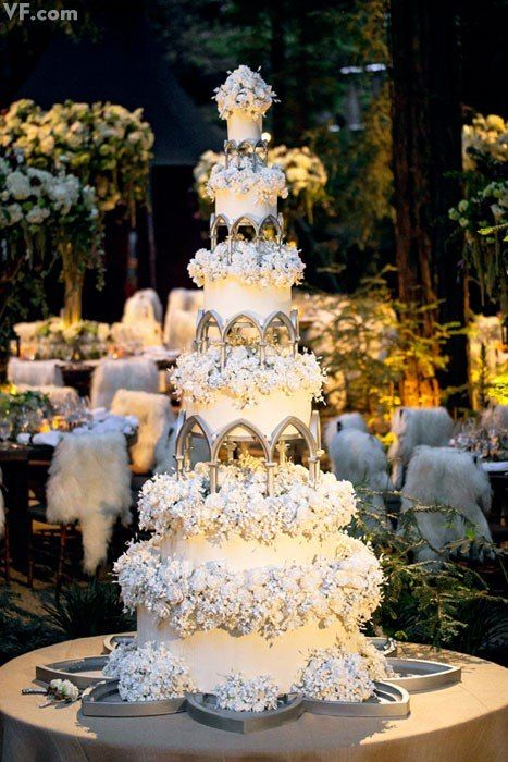 Cake Lord Of The Rings Wedding Cake 2367273 Weddbook
