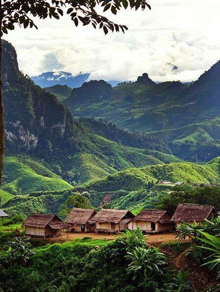 Свадьба - Laos