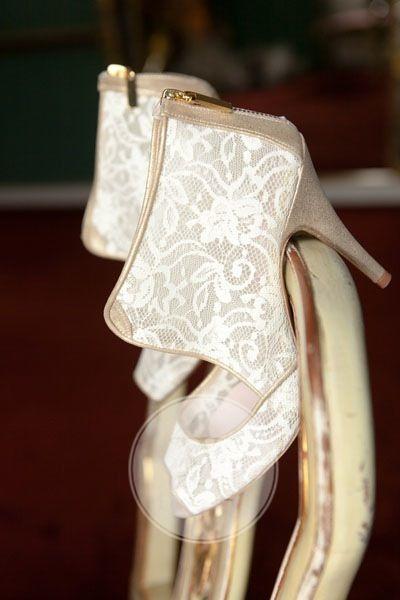 Hochzeit - Footwear Infatuation