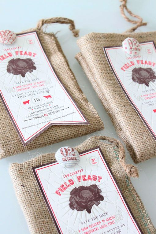 Hochzeit - Stitch Design Co.: Field Feast 2011