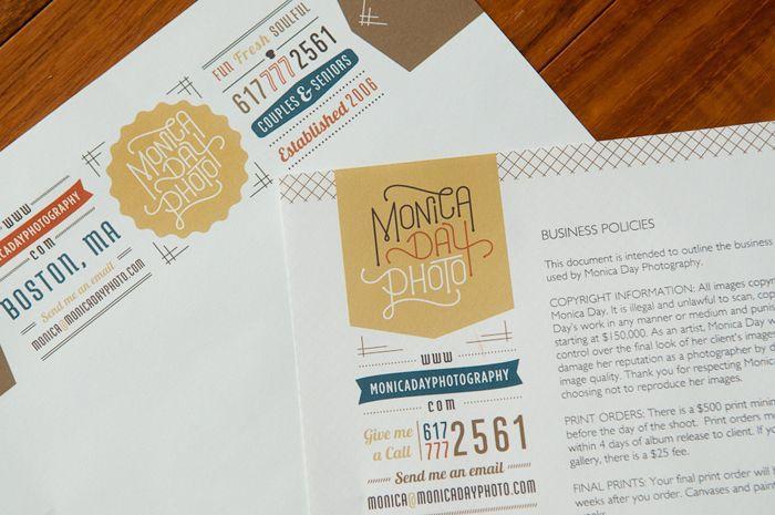 Mariage - Business Branding