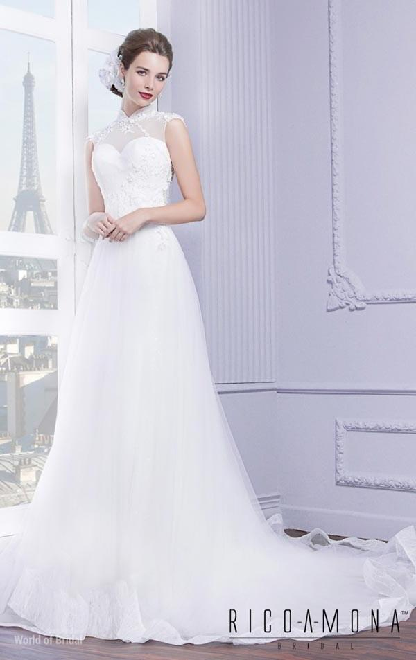 Wedding - Parisian Blush Collection : Rico-A-Mona 2015 Wedding Dresses
