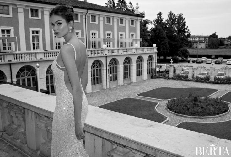 Wedding - The Berta 2014 Winter Collection: 11 Stunning Wedding Gowns