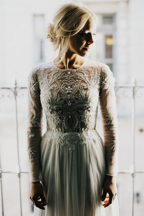 Wedding - This Is What A Laid-Back AND Elegant Wedding Looks Like