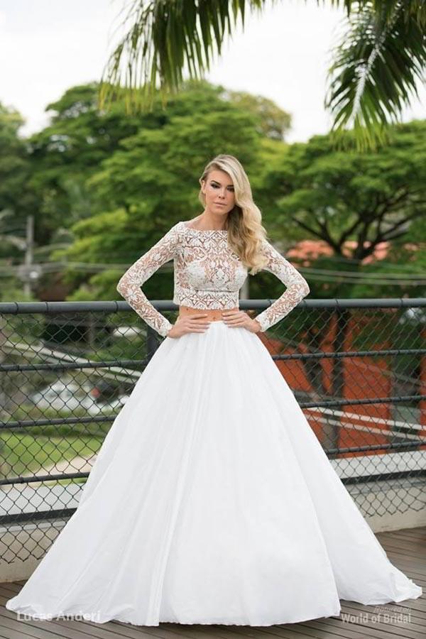 wedding dress Brazilian