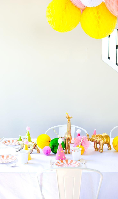 """Hochzeit - A """"Glanimal"""" 4th Birthday ‹ Sweet Lulu Blog"""