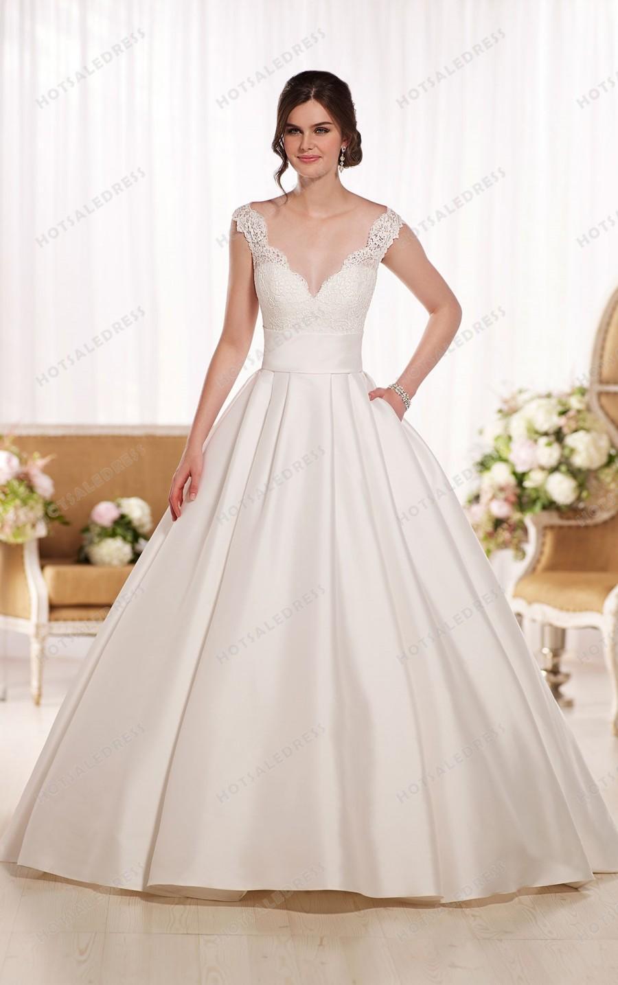Essense Of Australia Wedding Dresses Ball Gown Style D1790 #2367844 ...