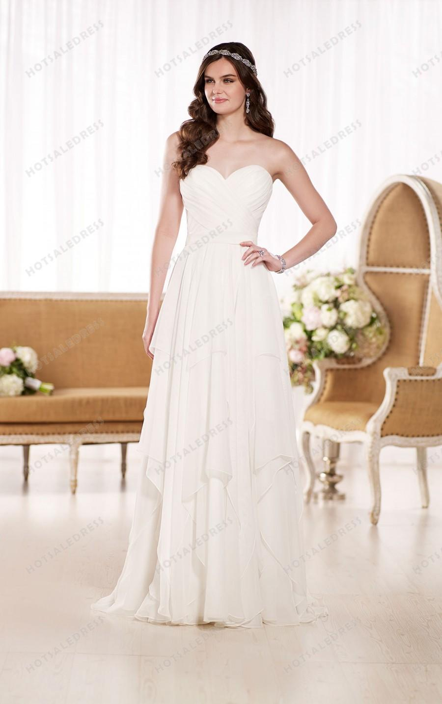 Essense Of Australia Simple Wedding Gowns Style D1799 #2367846 ...