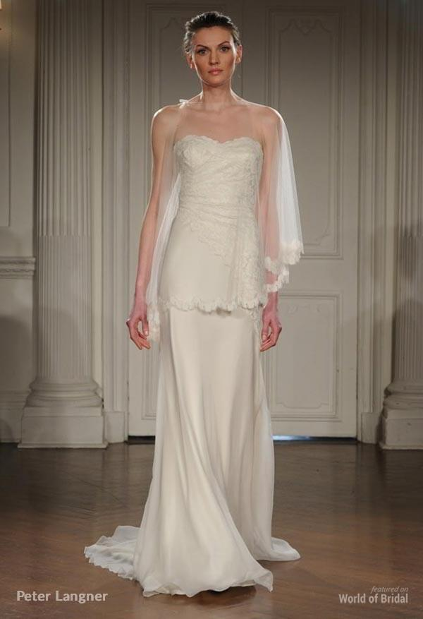 Peter Langner 2015 Wedding Dresses 2367850 Weddbook