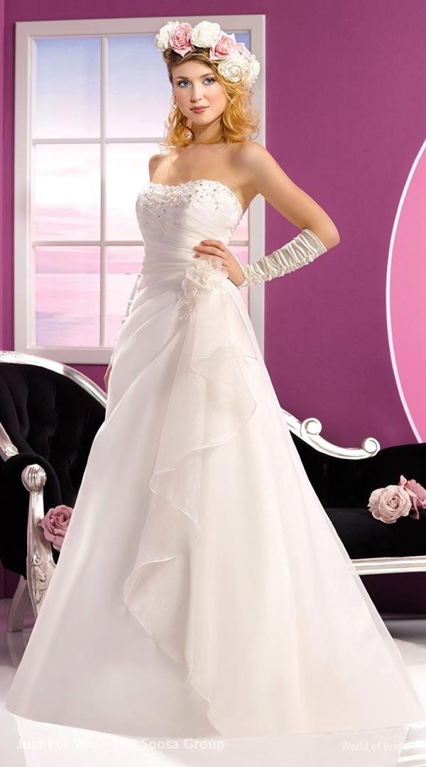 Wedding - The Sposa Group : Just For You 2015 Bridal Collection