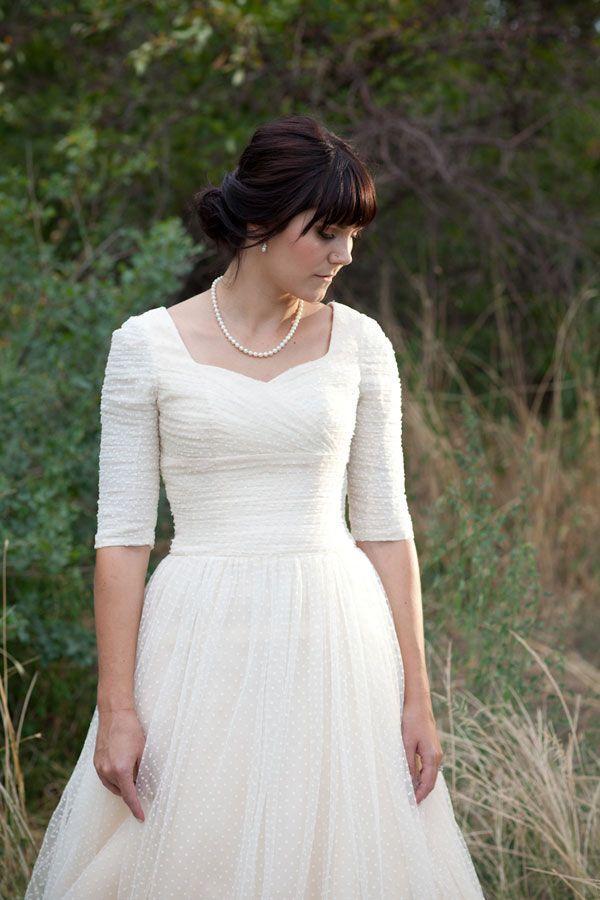Modest Wedding Gowns At Alta Moda Bridal Sample Sale #2367965 - Weddbook