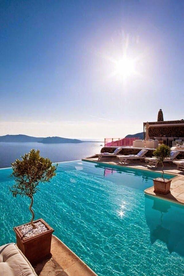 Wedding - Travel Gallery: Beautiful Santorini City, Greece