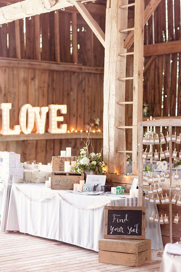 زفاف - 35  Awesome LOVE Letters Wedding Decor Ideas