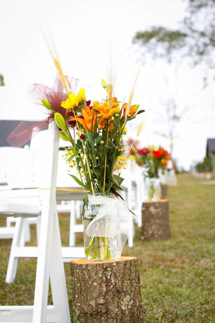 زفاف - A Rustic Fall Wedding At Sundown Farms Plantation In Moultrie, Georgia