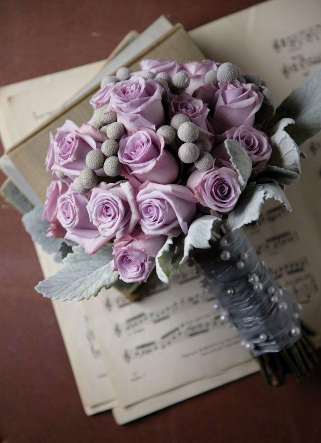 زفاف - New Romantics: Rustic Wedding Bouquets And Centerpieces