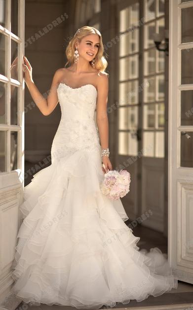 Свадьба - Stella York 5857