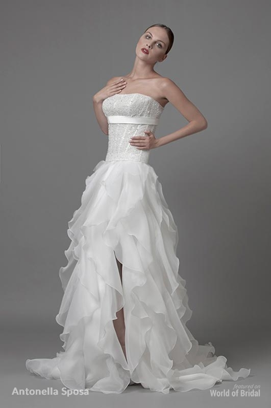 Wedding - Antonella Sposa 2015 Wedding Dresses