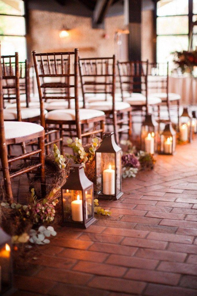 How To Have A Chic Fall Wedding Decor Flowers More 2368238