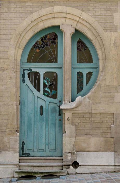 Wedding - My Cup Of Tea (sweetvisage:   Art Nouveau Doors)