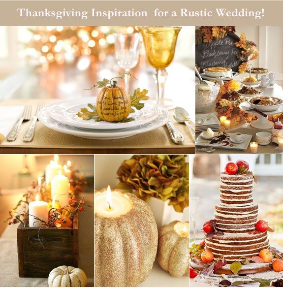 Thanksgiving Wedding Party Decorating Ideas & Thanksgiving Wedding Party Decorating Ideas #2368613 - Weddbook