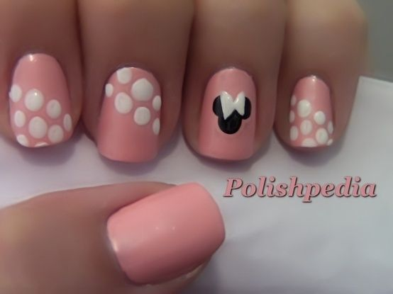 Wedding Theme 79 Wonderful Disney Nail Art Designs 2368667 Weddbook