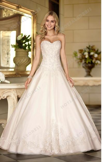 Wedding - Stella York 5833