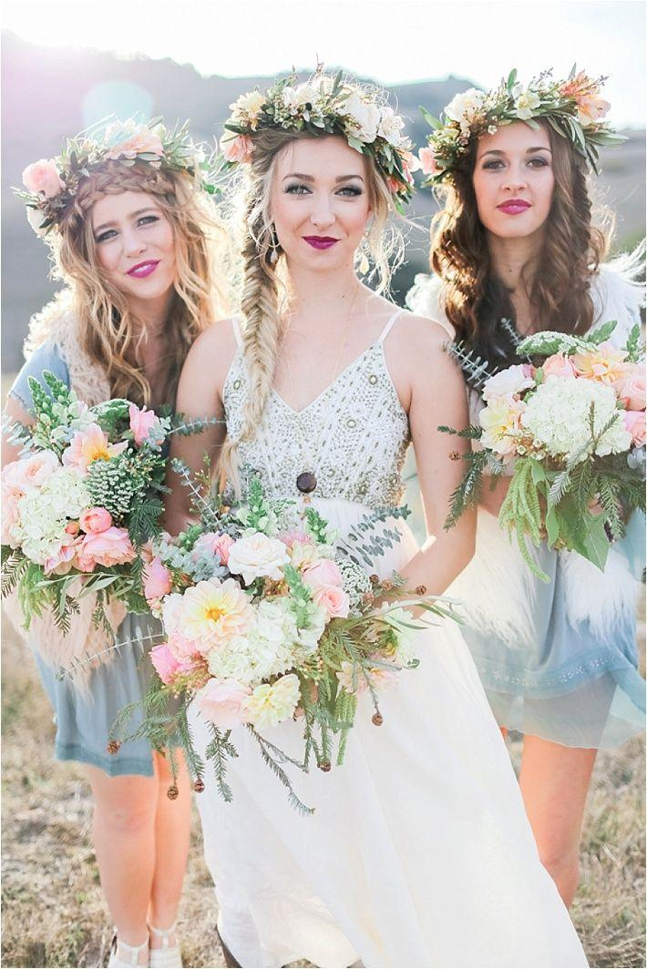 Wedding Theme Winter Bohemian Wedding Ideas 2368731 Weddbook