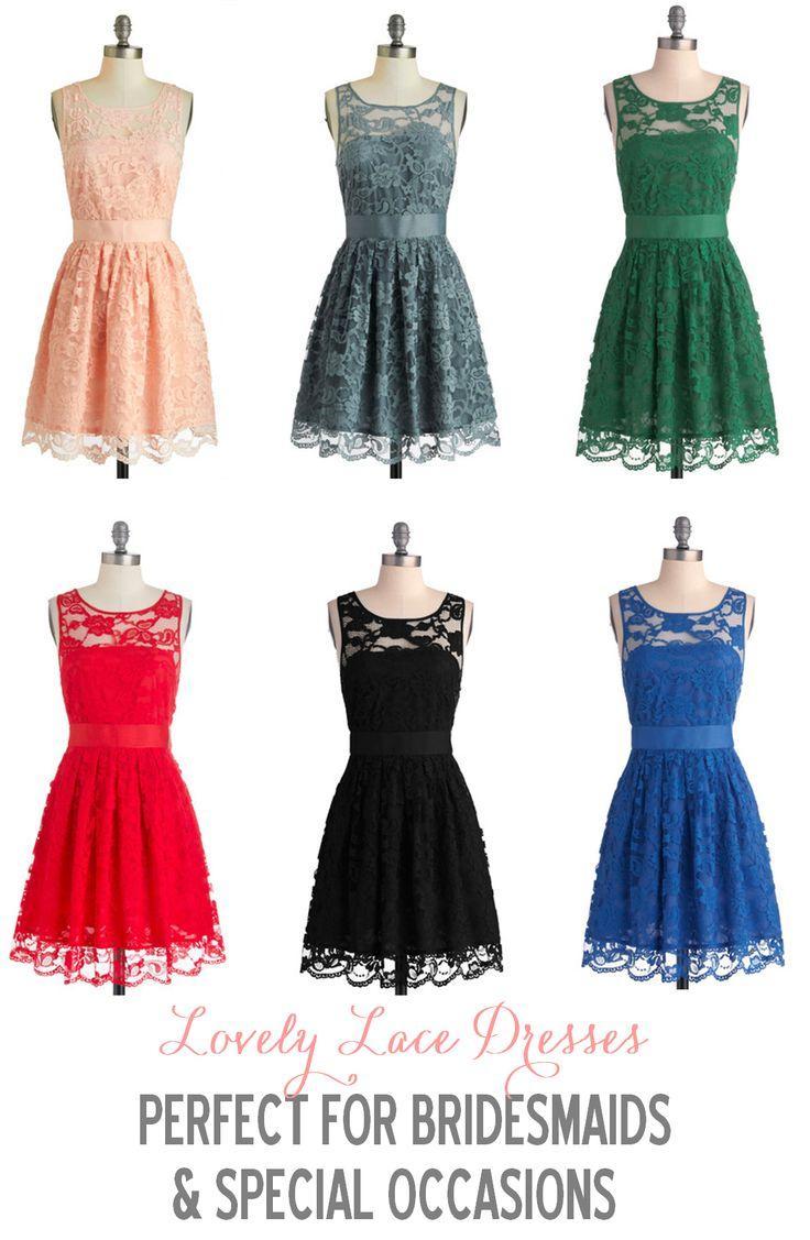 Hochzeit - Bridesmaid Dresses