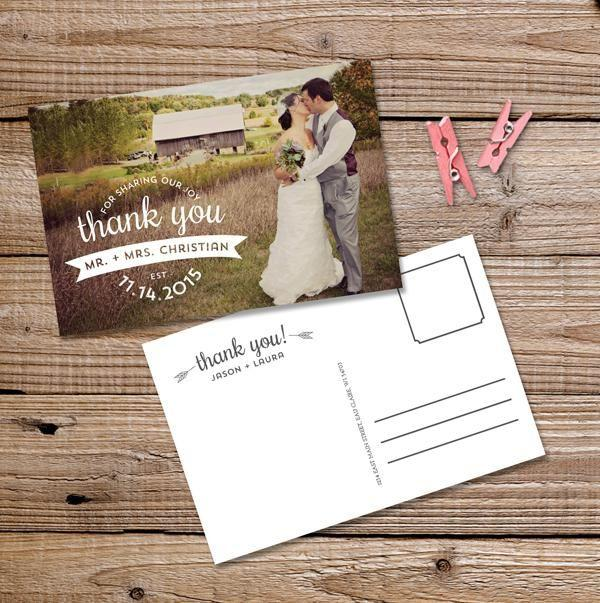 Wedding - Writing A Great Wedding Thank You Note