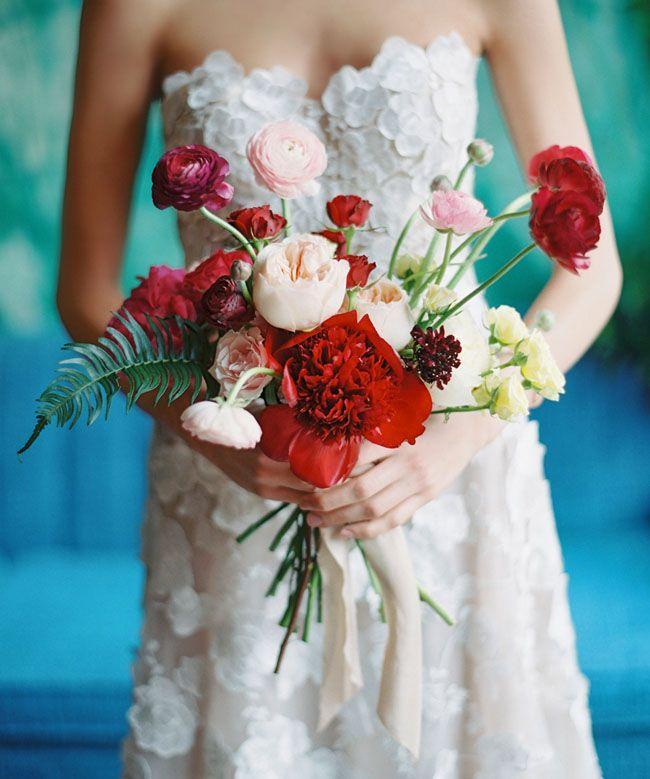 Свадьба - Modern Art Wedding Inspiration