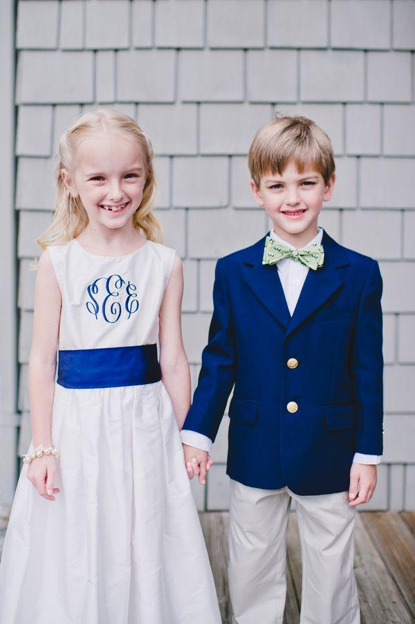 Wedding - Flower Girls And Ring Bearers