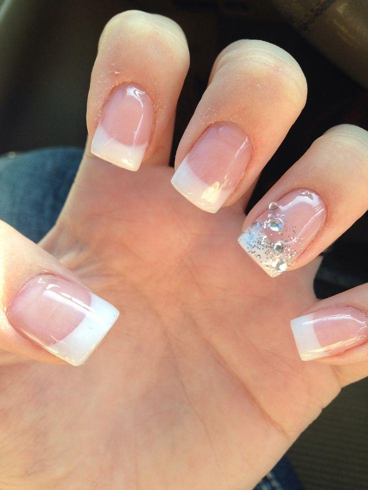 13 Fabulous Wedding Day Nail Designs