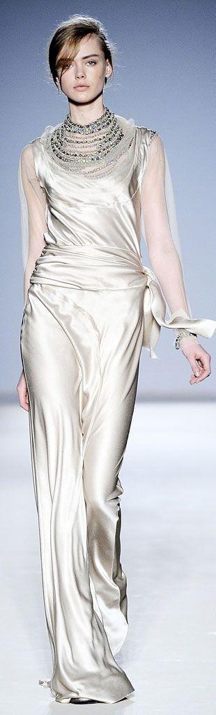 Свадьба - Fashion ~ Alberta Ferretti