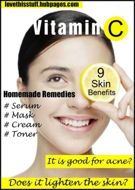 Homemade Vitamin C Serum Recipe And Benefits For Skin